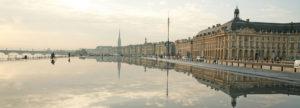 Ville de Bordeaux, image miroir